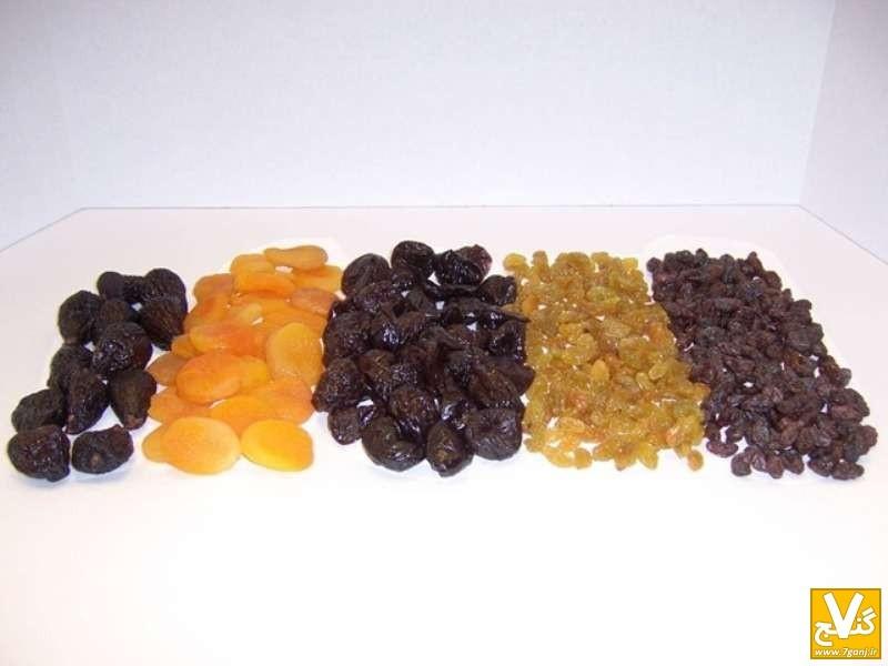 Iranian raisins kinds